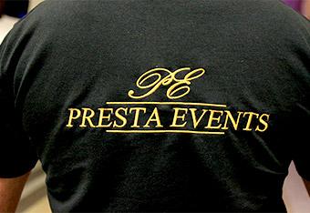 contacter votre groupe événementiel presta events